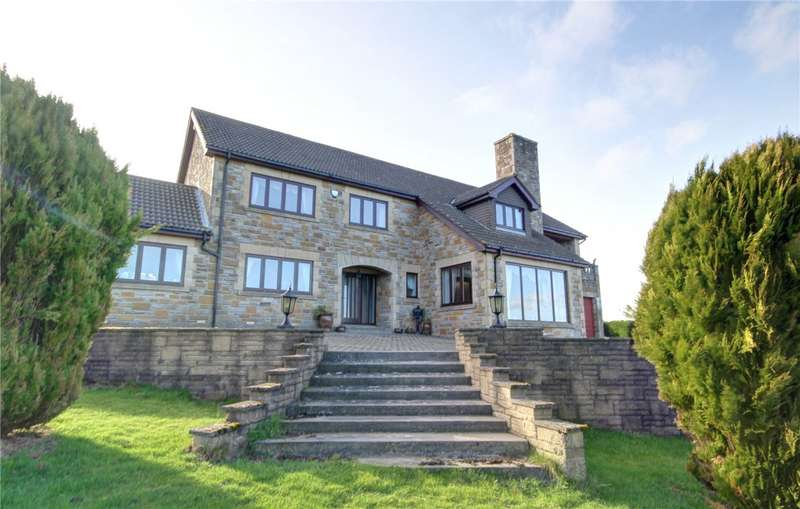 4 Bedrooms Detached House for sale in Front Street, Quebec, Durham, DH7