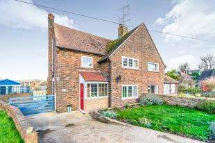 3 Bedrooms Semi Detached House for sale in The Dicklands, Rodmell, Lewes, East Sussex