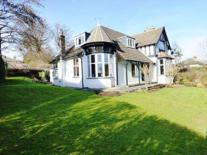 5 Bedrooms Detached House for sale in Palace Road, Buxton, Derbyshire