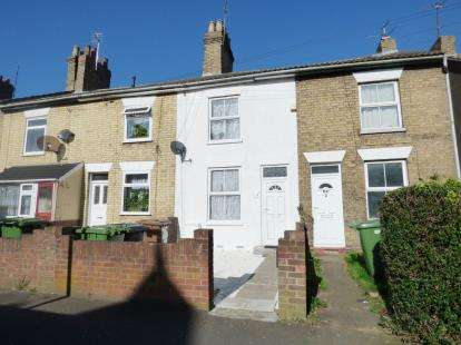 2 Bedrooms Terraced House for sale in Burghley Road, Millfield, Peterborough, Cambridgeshire