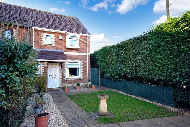 3 Bedrooms Semi Detached House for sale in Augustus Walk, Hockliffe