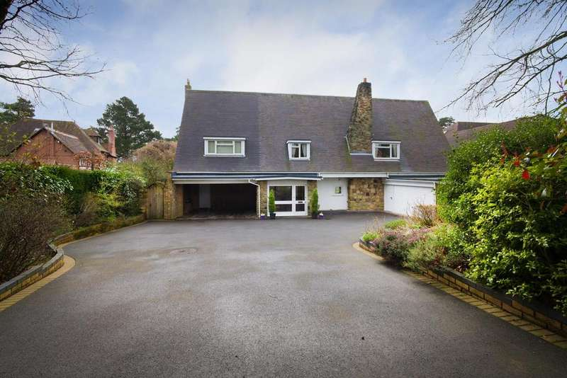 5 Bedrooms Detached House for sale in Plymouth Road, Barnt Green, Birmingham