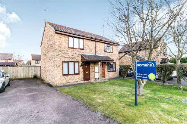 2 Bedrooms Semi Detached House for sale in Sibson, Lower Earley, Reading