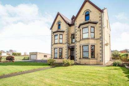 9 Bedrooms Detached House for sale in Ffordd Bangor, Caernarfon, Gwynedd, LL55