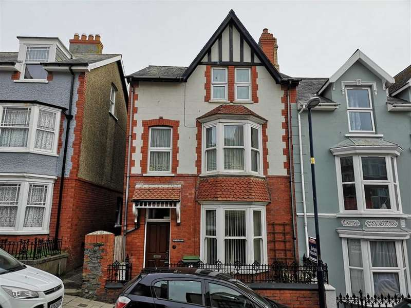 5 Bedrooms End Of Terrace House for sale in Loveden Road, Aberystwyth