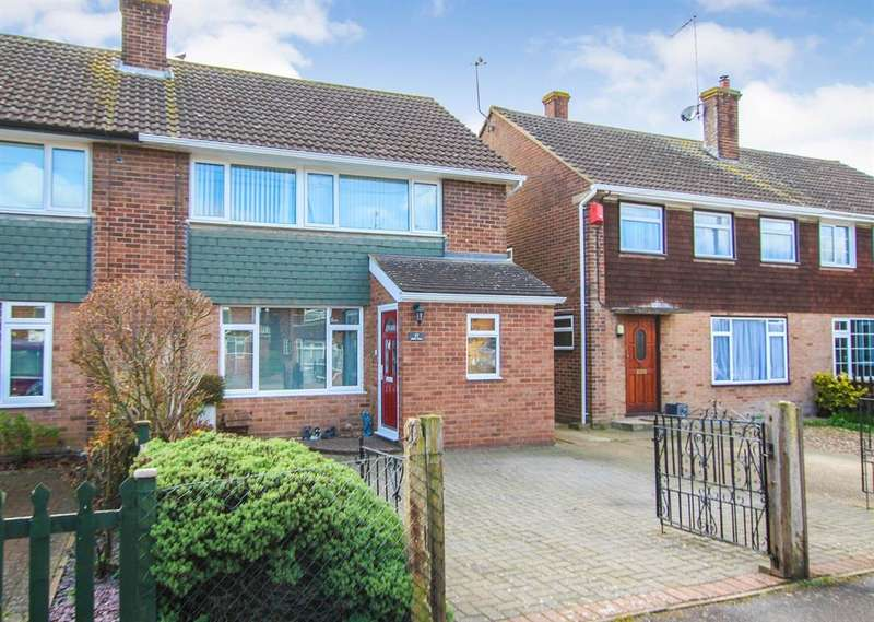 3 Bedrooms Semi Detached House for sale in THREE BEDROOM SEMI-DETACHED FAMILY HOME - VILLAGE LOCATION