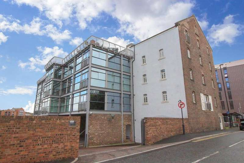 2 Bedrooms Flat for sale in Brewery Bond, North Shields