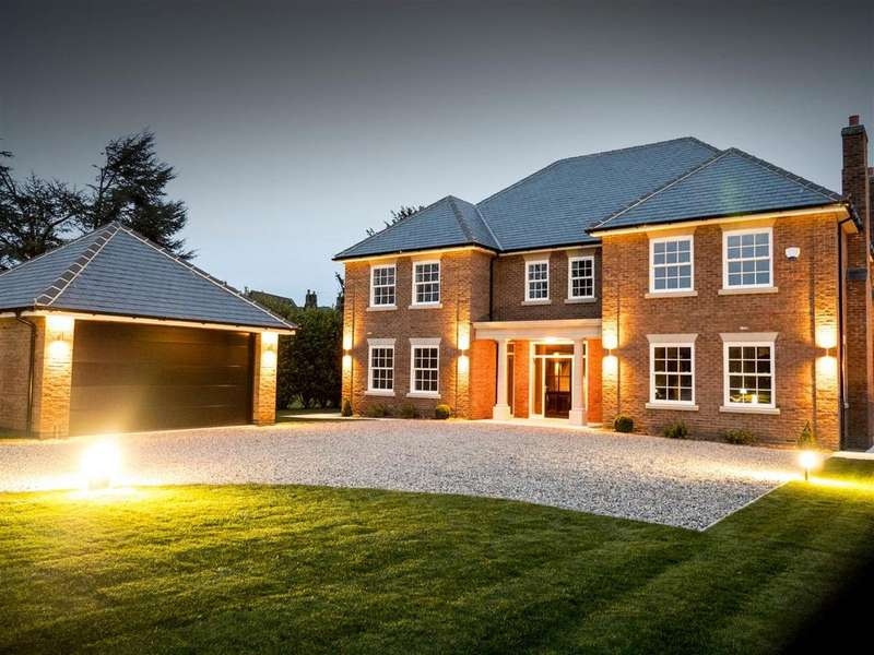 6 Bedrooms Detached House for sale in West Leys Road, Swanland