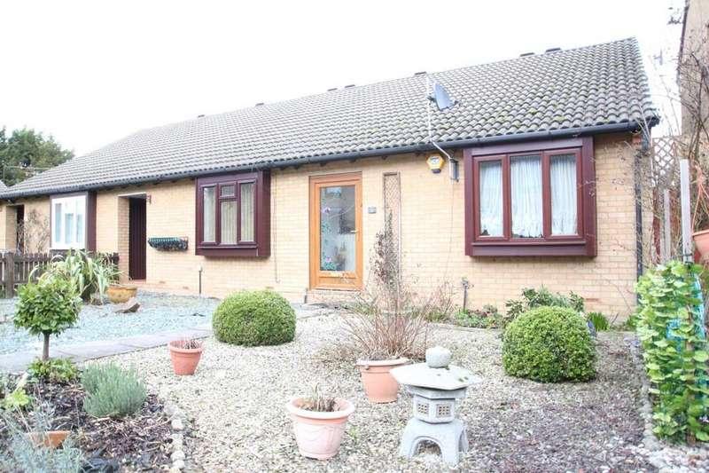 2 Bedrooms Semi Detached Bungalow for sale in Cobb Close, Datchet, Slough, SL3