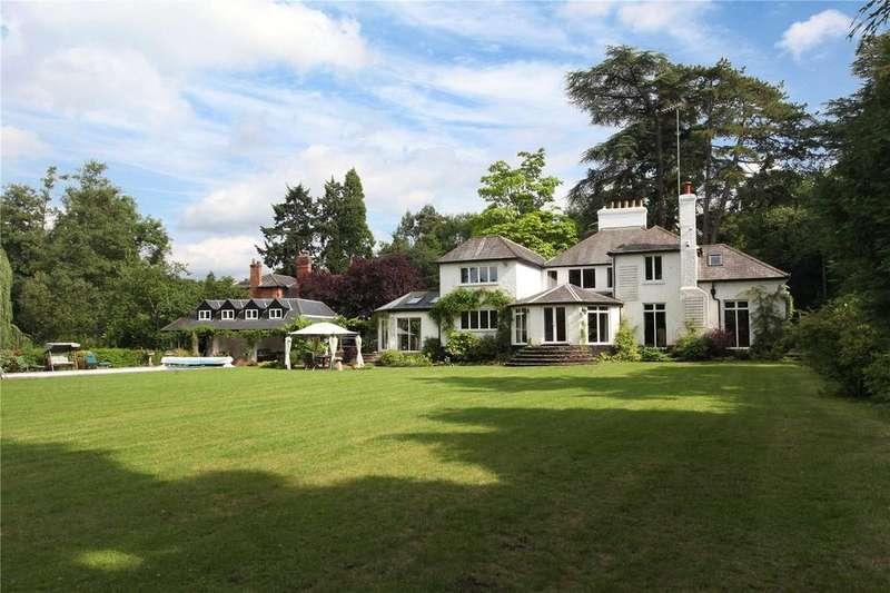 5 Bedrooms Detached House for sale in Buckhurst Road, Ascot, Berkshire