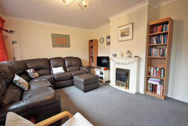 2 Bedrooms End Of Terrace House for sale in Arden Walk, Bedford