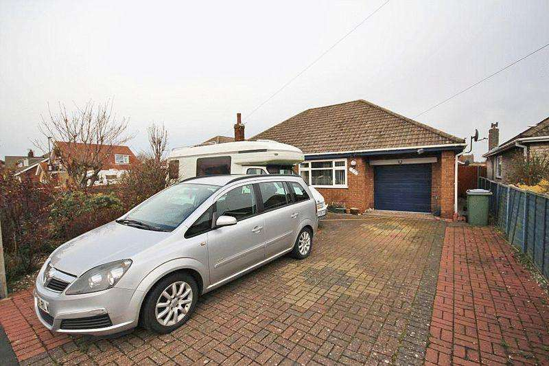 2 Bedrooms Detached Bungalow for sale in CRAVENS LANE, HABROUGH