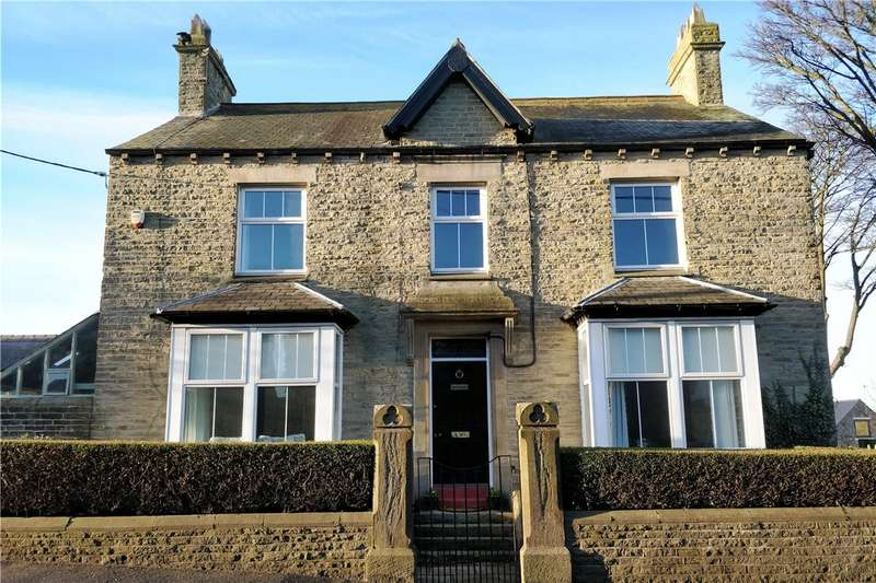4 Bedrooms Detached House for sale in Front Street, Castleside, Consett, DH8
