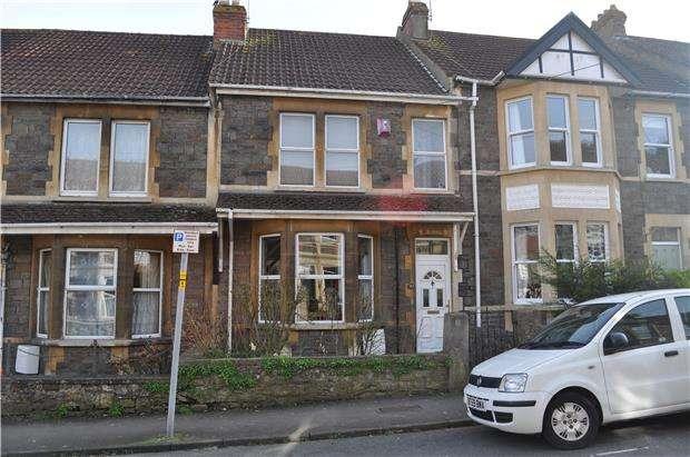 3 Bedrooms Terraced House for sale in Rock Road, Keynsham, BRISTOL, BS31 1BP