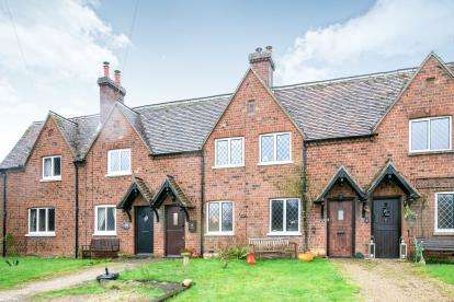 2 Bedrooms Terraced House for sale in Peakes End, Steppingley, Bedford, Bedfordshire