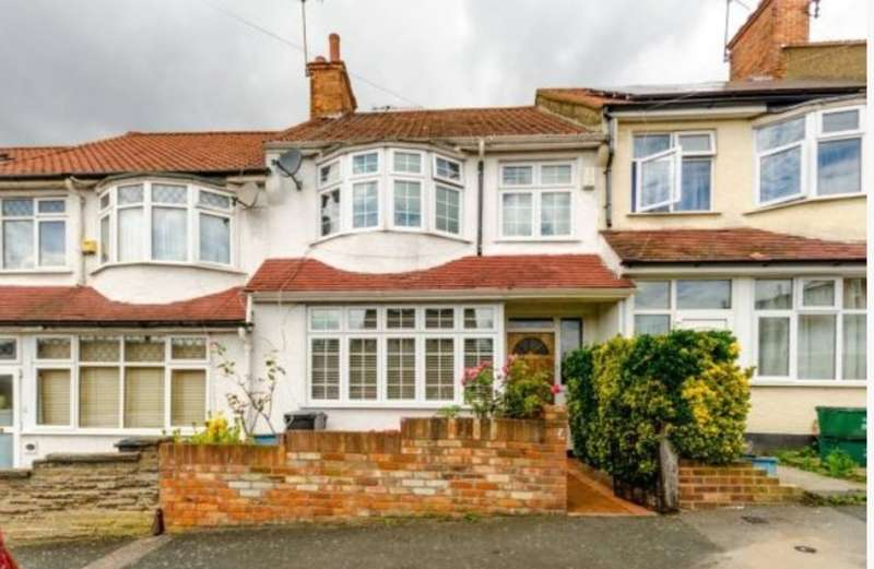 4 Bedrooms Terraced House for sale in Parry Road, London