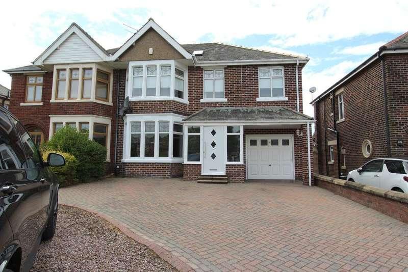6 Bedrooms Semi Detached House for sale in Devonshire Road, Bispham, Blackpool, Lancashire, FY2 0AP