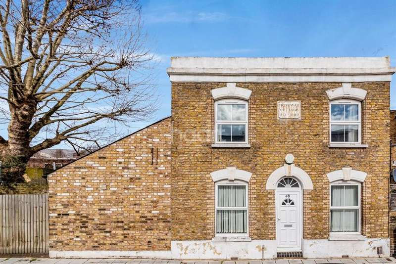2 Bedrooms Detached House for sale in Pulross Road, Brixton, SW9