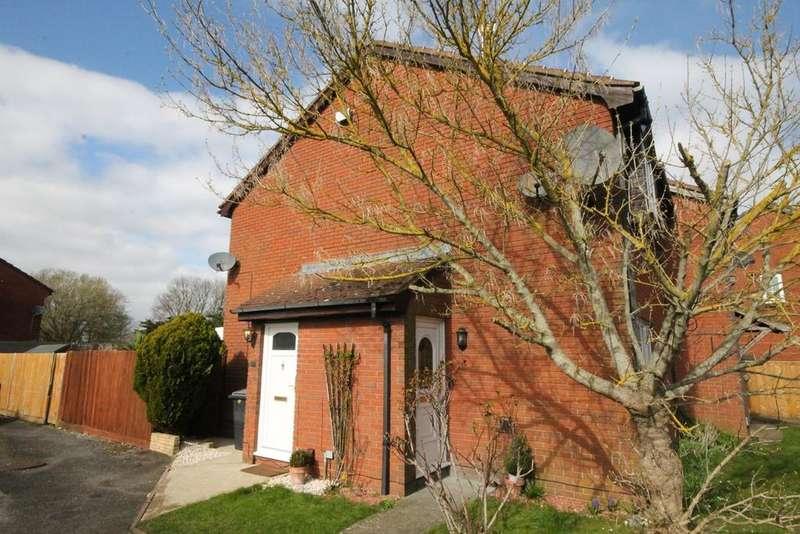 1 Bedroom Cluster House for sale in Porlock Close, Thatcham, RG19