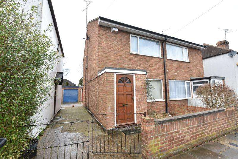 2 Bedrooms Semi Detached House for sale in Dordans Road, Luton