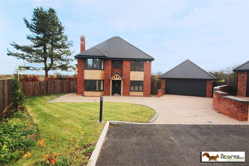 5 Bedrooms Detached House for sale in Alder Tree Grove, Aldridge