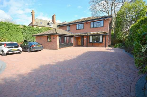 5 Bedrooms Detached House for sale in Cavendish Road, Dean Park, Bournemouth