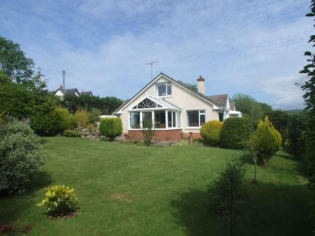 4 Bedrooms Detached Bungalow for sale in KENTISBURY, Barnstaple, Devon