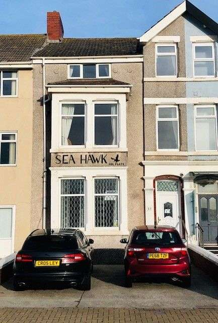 Flat for sale in North Promenade, Cleveleys, FY5