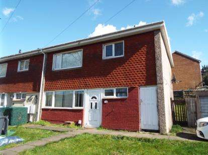 4 Bedrooms End Of Terrace House for sale in Eaton Green Road, Luton, Bedfordshire