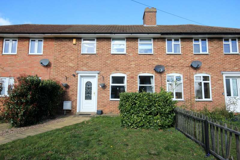 3 Bedrooms Terraced House for sale in Greenways, Flitwick, MK45