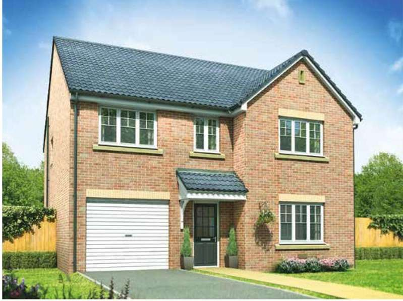 5 Bedrooms Detached House for sale in The Harley, Plot 222 Gardinia Rise