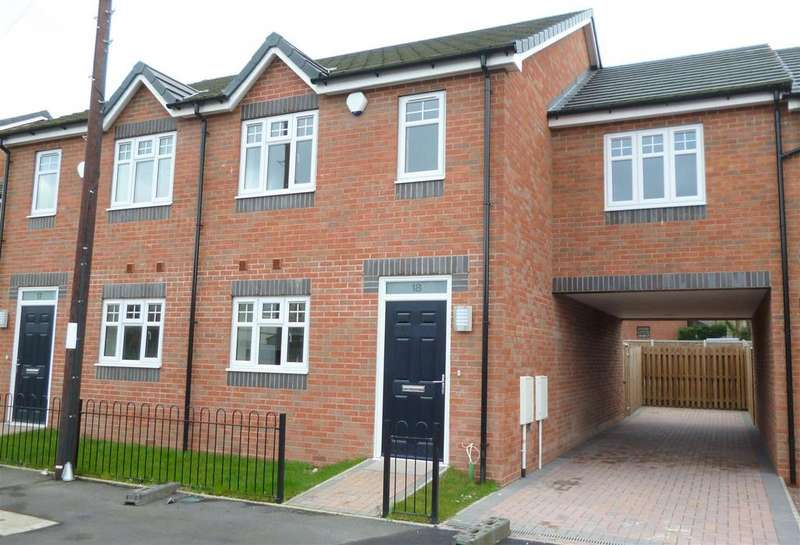 4 Bedrooms Semi Detached House for sale in 18 Peel Street, Tipton