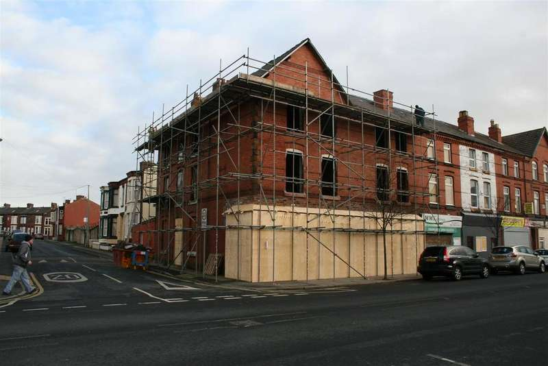 Residential Development Commercial for sale in Hawthorne Road, Bootle