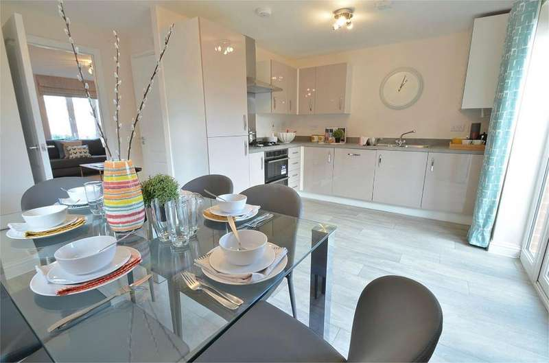 3 Bedrooms Terraced House for sale in The Usher, Tavistock Place, BEDFORD, MK45