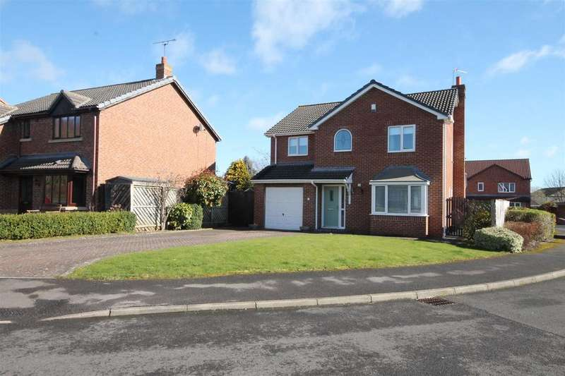 3 Bedrooms Detached House for sale in Richmond Close, Shildon