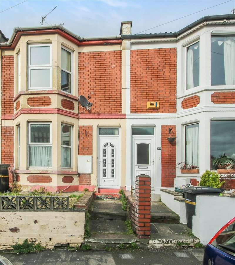 3 Bedrooms Terraced House for sale in Palmyra Road, Bedminster, Bristol, BS3