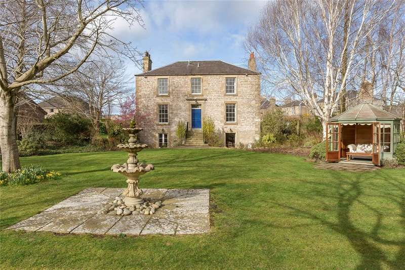 5 Bedrooms Detached House for sale in St Leonards, Maxwell Lane, Kelso, Scottish Borders
