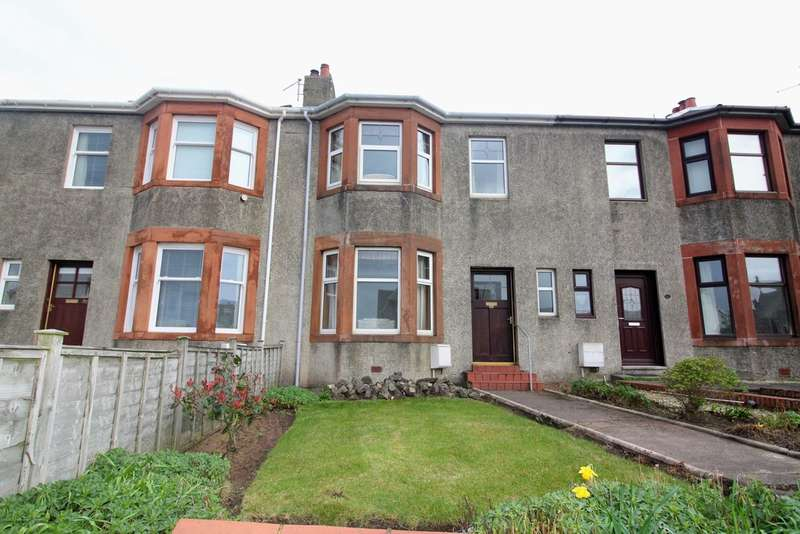 2 Bedrooms Terraced House for sale in Ayr Road, Prestwick, KA9