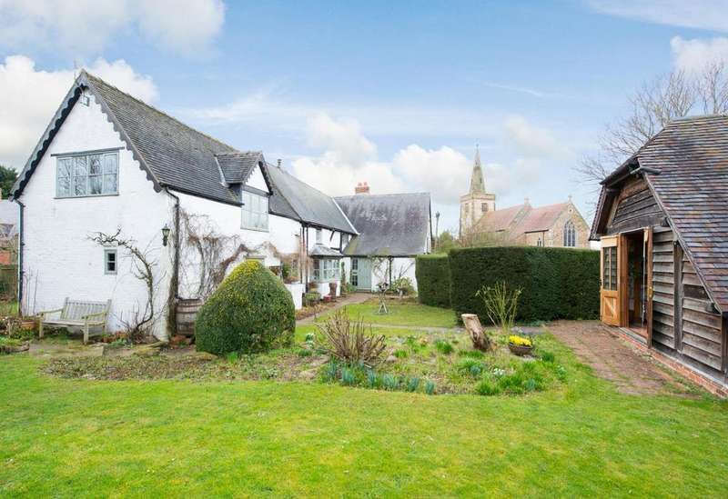 5 Bedrooms Country House Character Property for sale in Churchover, Rugby, Warwickshire