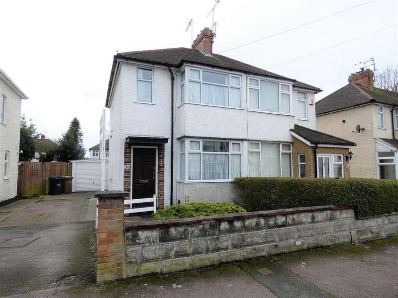 2 Bedrooms House for sale in Third Avenue, Luton
