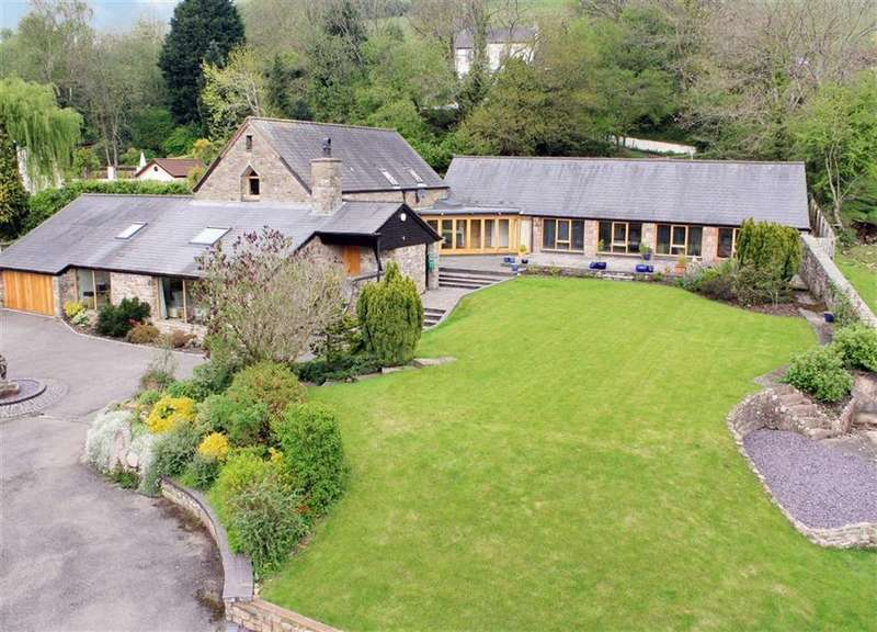 4 Bedrooms Detached House for sale in Tintern, Chepstow, Monmouthshire