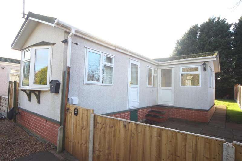 2 Bedrooms Detached Bungalow for sale in Wykin Road, Hinckley