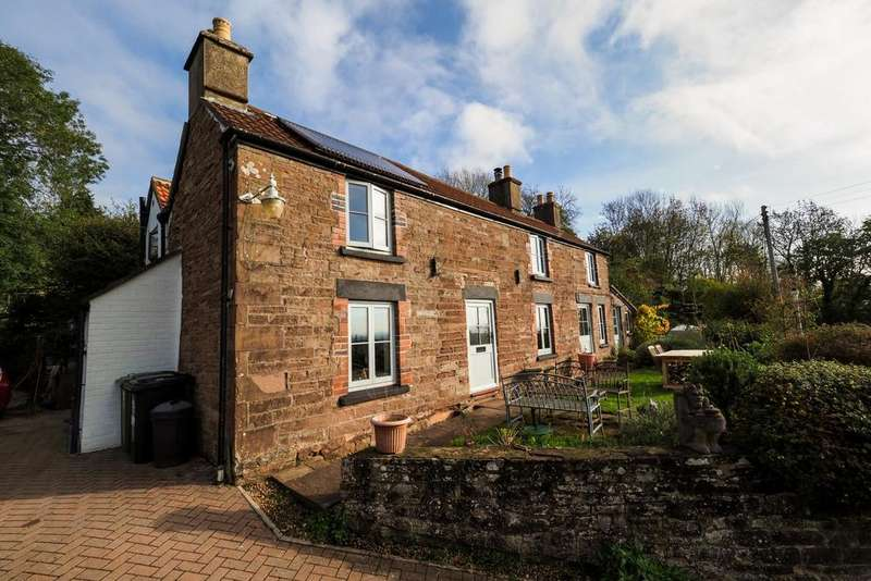 3 Bedrooms Detached House for sale in Blakeney Hill GLOUCESTERSHIRE