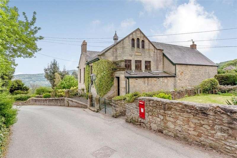 6 Bedrooms Detached House for sale in Garth Road, Garth, Llangollen, Clwyd