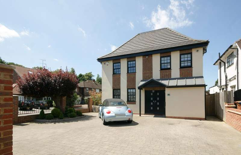 6 Bedrooms Detached House for sale in Meadow Road, Pinner
