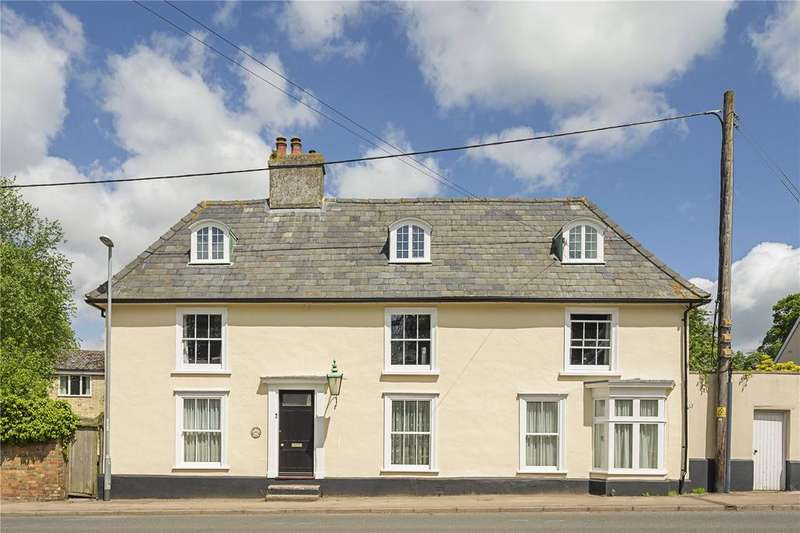 5 Bedrooms Detached House for sale in High Street, Balsham, Cambridge, CB21