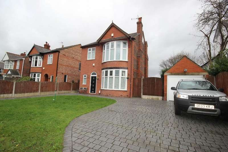 4 Bedrooms Detached House for sale in Clarendon Road, Monton