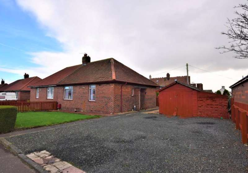 2 Bedrooms Semi Detached House for sale in Whitletts Road, Ayr KA8