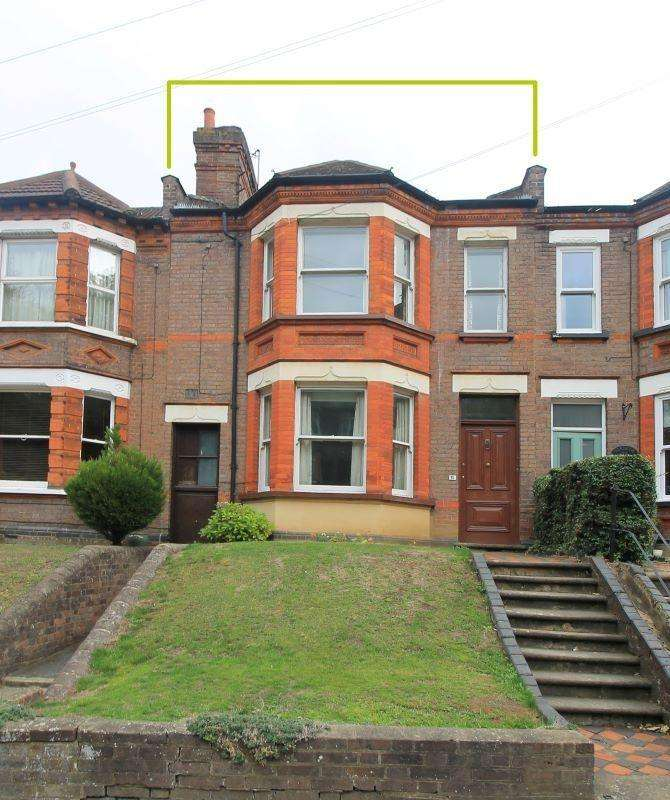 4 Bedrooms Terraced House for sale in London Road, Luton LU1