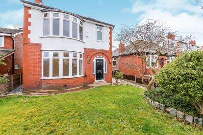 4 Bedrooms Detached House for sale in Prescot Road, St. Helens, Merseyside, WA10